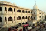 punjab page;A view of  Sri Guru RamDass Ji Niwes at Golden Temple complex in Amritsar on June28.photo by vishal kumar