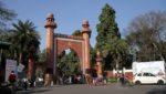 Aligarh Muslim University (AMU) where allegedly beef biryani was being severd in the canteen. Express Photo by Gajendra Yadav. 24.02.2016.