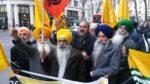 kashmiri and khalistani protest in UK 02