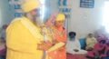 punjab page. Marriage of TADA convict Gurdeep Singh Khera is being solemnised at a Gurdwara near Rayya, about 40 km from Amritsar on Friday. photo The Tribune