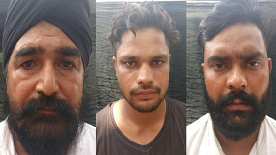 sikh arrested from gwalior