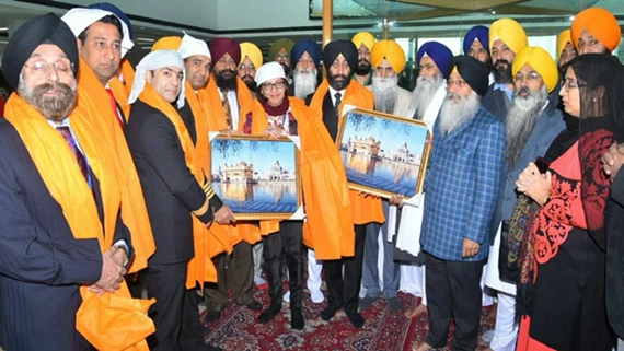 sgpc and air india staff