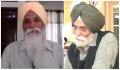 Ajmer Singh (L) and Karamjeet SIngh Chandigarh (R)