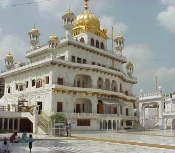Akal Takht Sahib Ji
