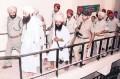 Baba Baljeet Singh Daduwal in police custody