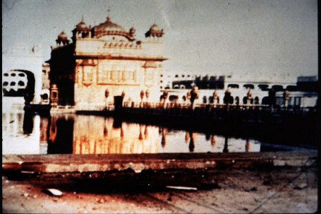 June 1984 Darbar Sahib