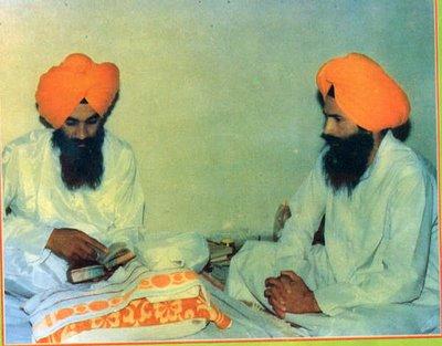 Shaheed Bhai Sukhdev Singh Ji Sukha and Shaheed Bhai Harjinder Singh Ji Jinda