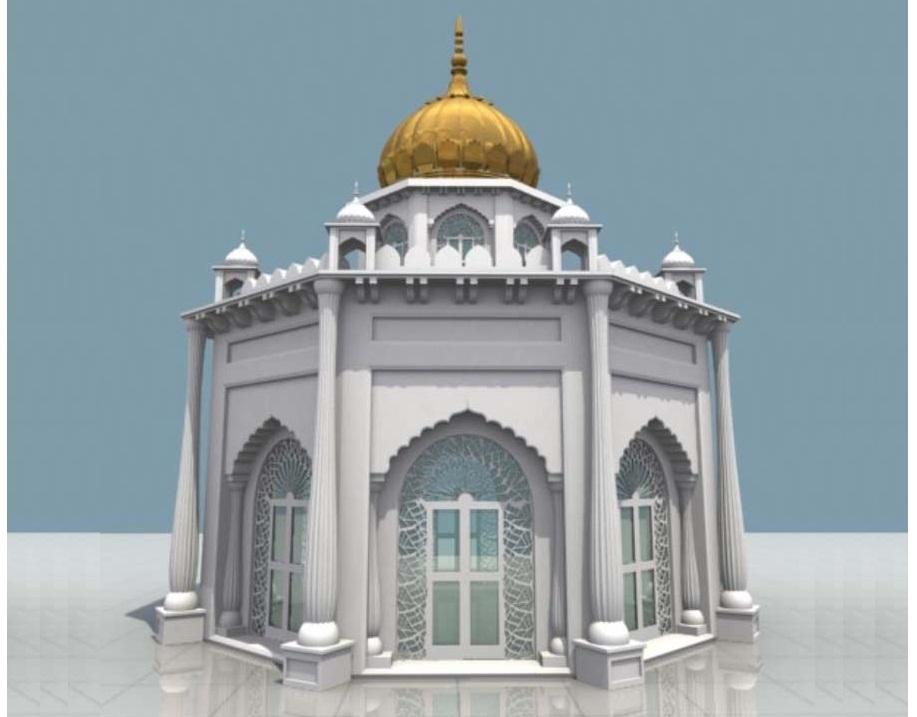 Shaheedi-Memorial-Darbar-Sahib