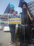 Sikh activists mark India's republic day as Black Day (Dal Khalsa) 6_560x747